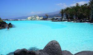 Teneriffa pool
